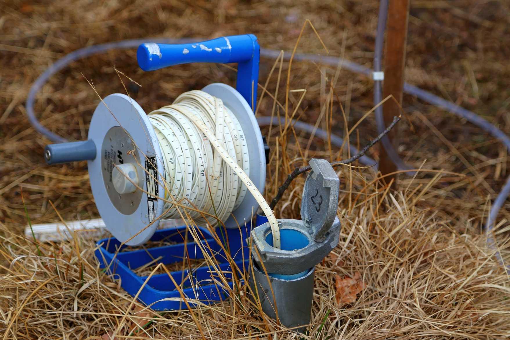 Grundwassermessung